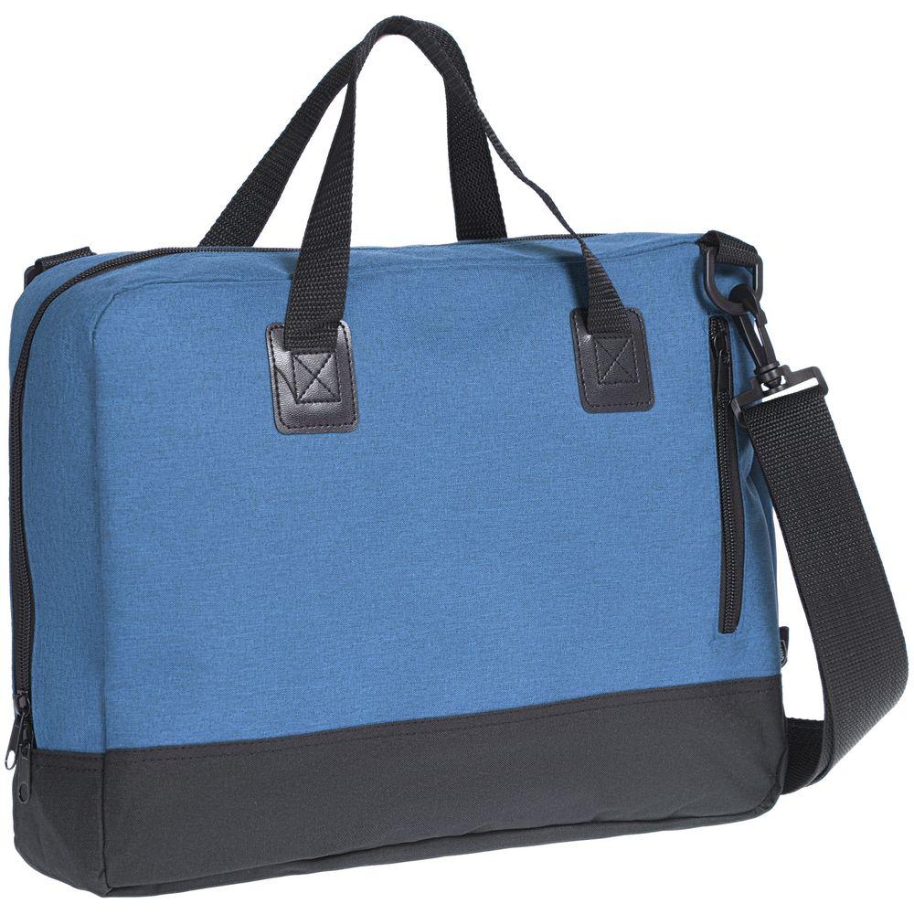 Сумка для документов Unit Bimo Conference, синяя сумка для ноутбука unit bimo work зеленая