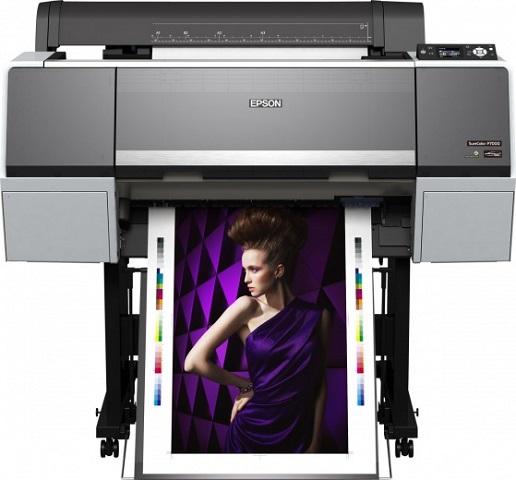 Фото - Epson SureColor SC-P7000 Violet Ink bundle (C11CE39301A9) epson surecolor sc p9000 std ink bundle c11ce40301a8