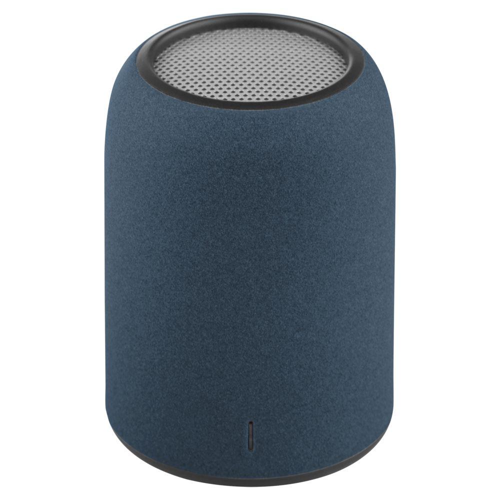 Фото - Беспроводная колонка Uniscend Grinder, серо-синяя беспроводная колонка uniscend tappy черная