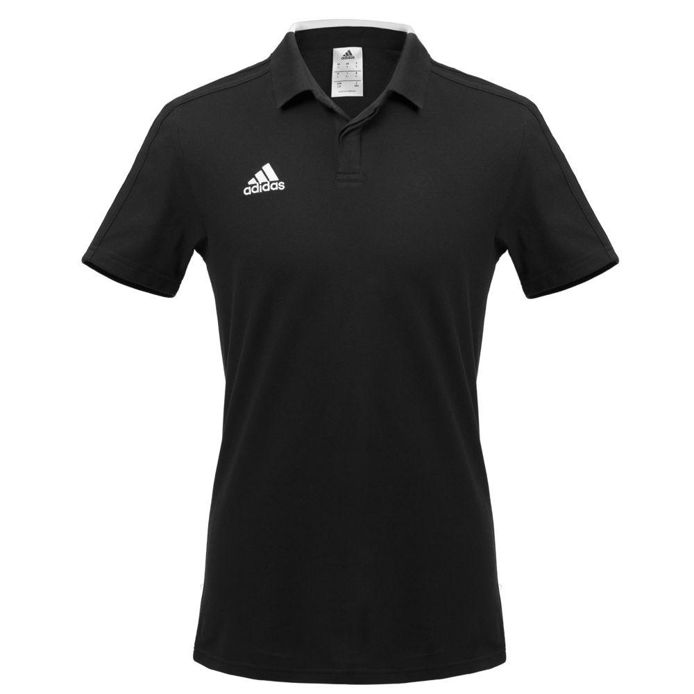 Рубашка-поло Condivo 18 Polo, черная, размер M