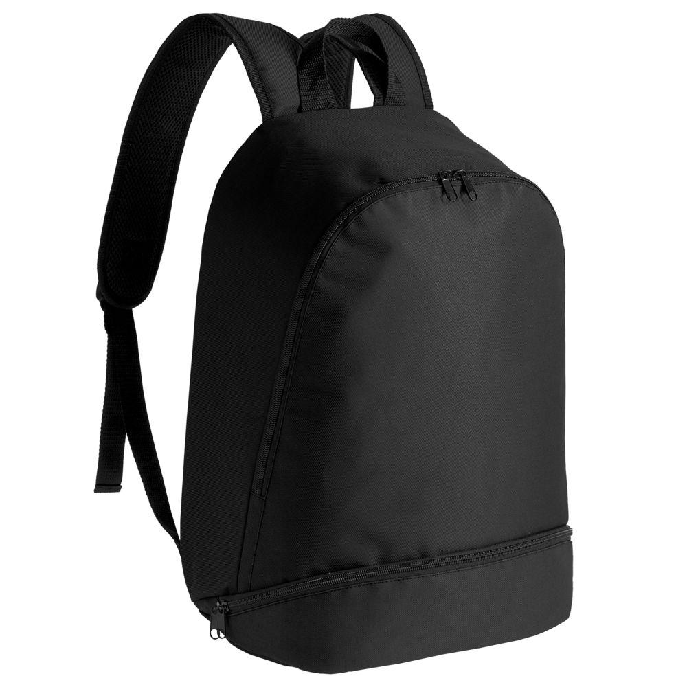Рюкзак спортивный Unit Athletic, черный рюкзак ancestor line черный