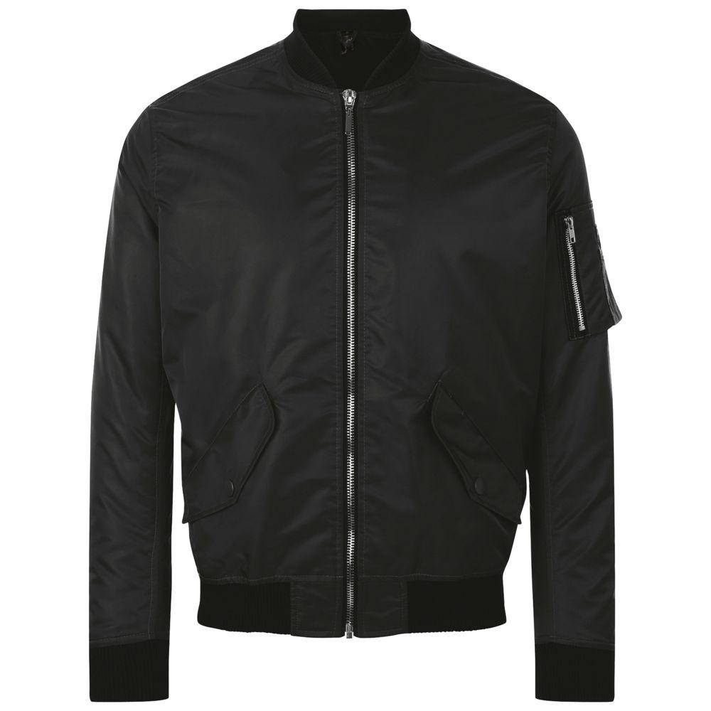 Куртка бомбер унисекс REBEL черная, размер XXL куртка бомбер унисекс rebel черная размер xl