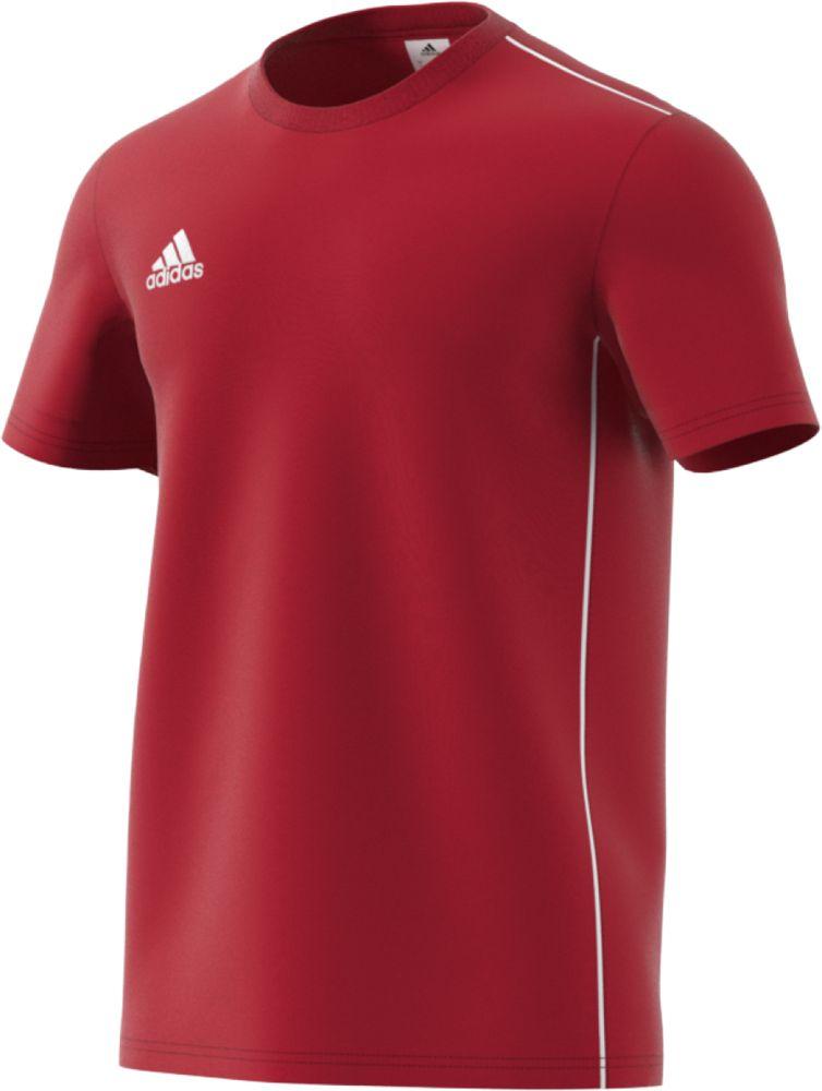 Футболка Core 18 Tee, красная, размер M top tee футболка