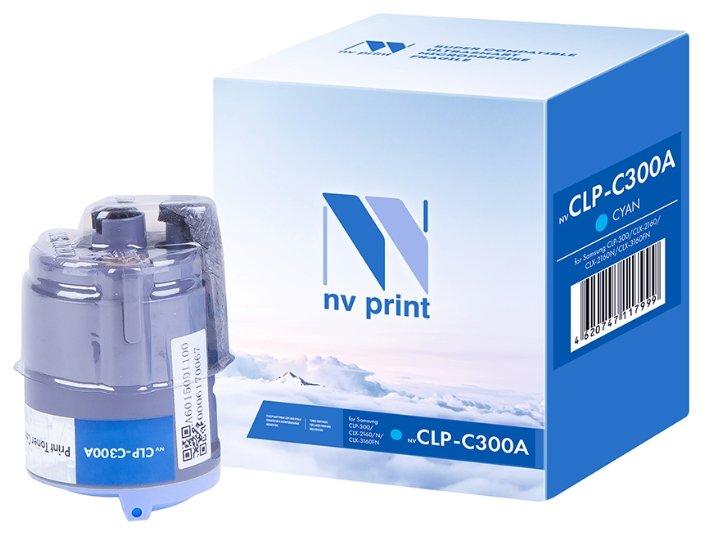 Фото - Картридж NV Print CLP-C300A картридж nv print clp y510d5