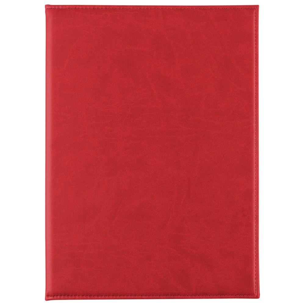 Папка адресная Brand, красная папка адресная brand бордовая