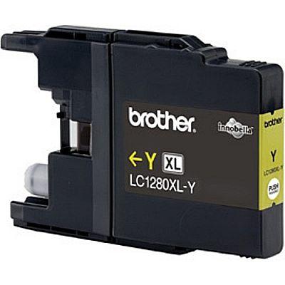 Фото - Картридж Brother LC1280XLY картридж brother lc3617y