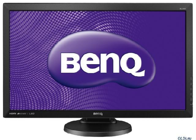 Купить Монитор, 24 BL2405HT Black (9H.LAXLB.HBE), BenQ