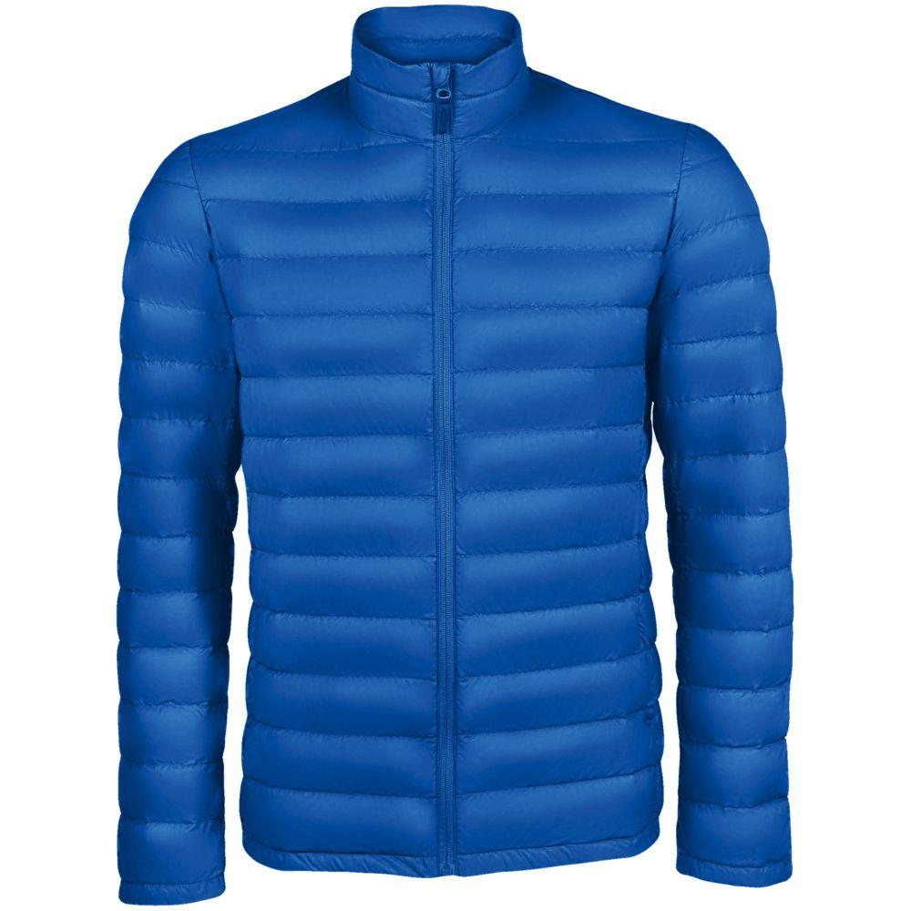 Куртка мужская WILSON MEN ярко-синяя, размер M paula m wilson manchester united