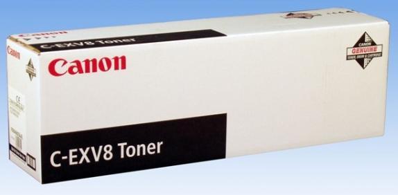 Тонер-картридж CEXV-8 (7629A002)