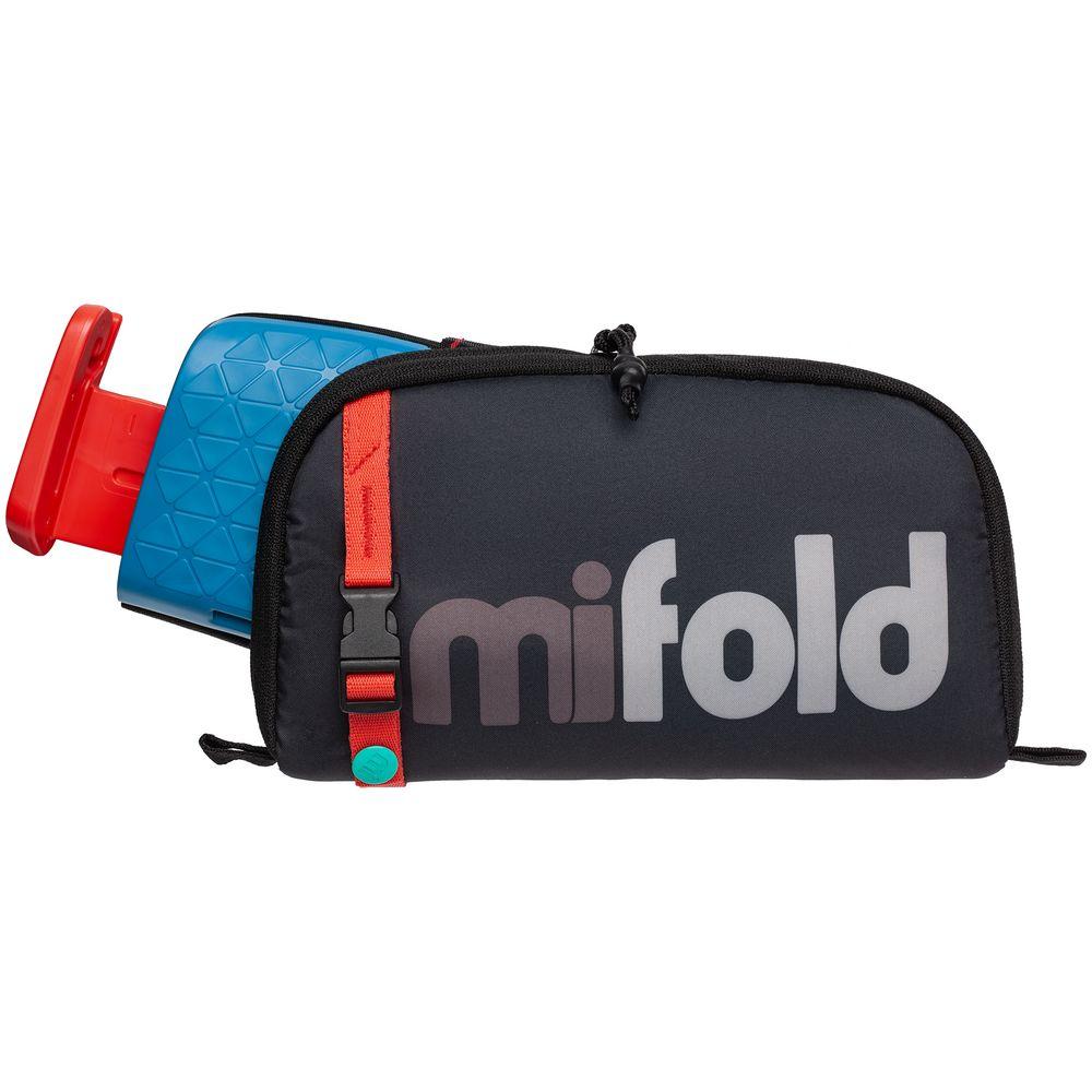 Чехол для автокресла-бустера Mifold, темно-серый