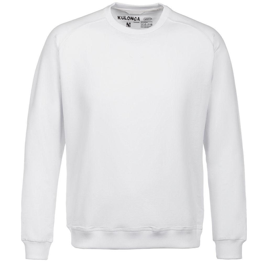 Свитшот мужской Kulonga Sweat белый, размер S