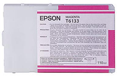 T6133 Magenta 110 мл (C13T613300) colorwave300 magenta 350 мл 5834b007