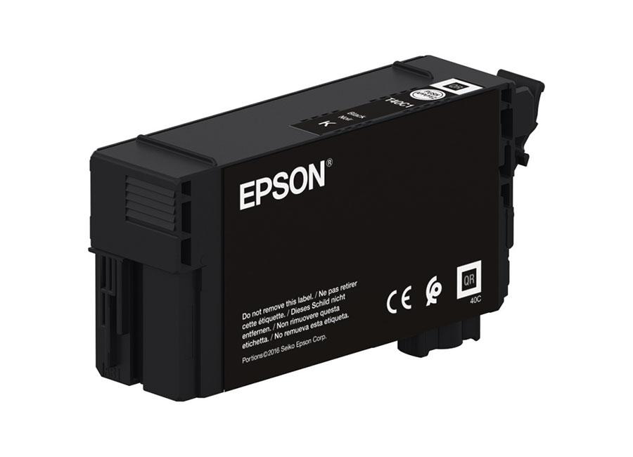 Фото - Epson T40C1 Black 26 мл (C13T40C140) it s skin collagen nutrition cream питательный крем для лица итс скин коллаген 50 мл