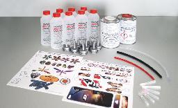 Фото - Стартовый набор полиуретановой смолы Cruise Flex, твердая термос rosenberg 1 5 л