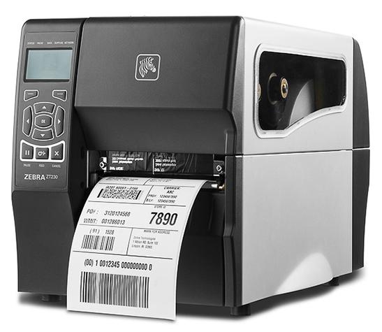 Zebra ZT230 300dpi Wi-Fi (ZT23043-T0EC00FZ)