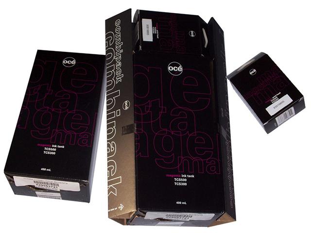Печатающая головка и картридж для TCS500, Magenta (7518B003) цены онлайн