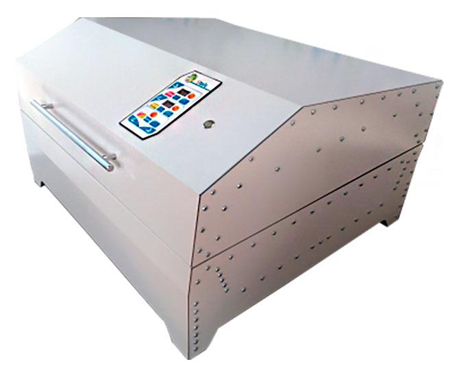Фото - Stels 60x40-20L с охлаждением и вакуумным прижимом вытяжной вентилятор electrolux eafr 120t mirror 20 вт