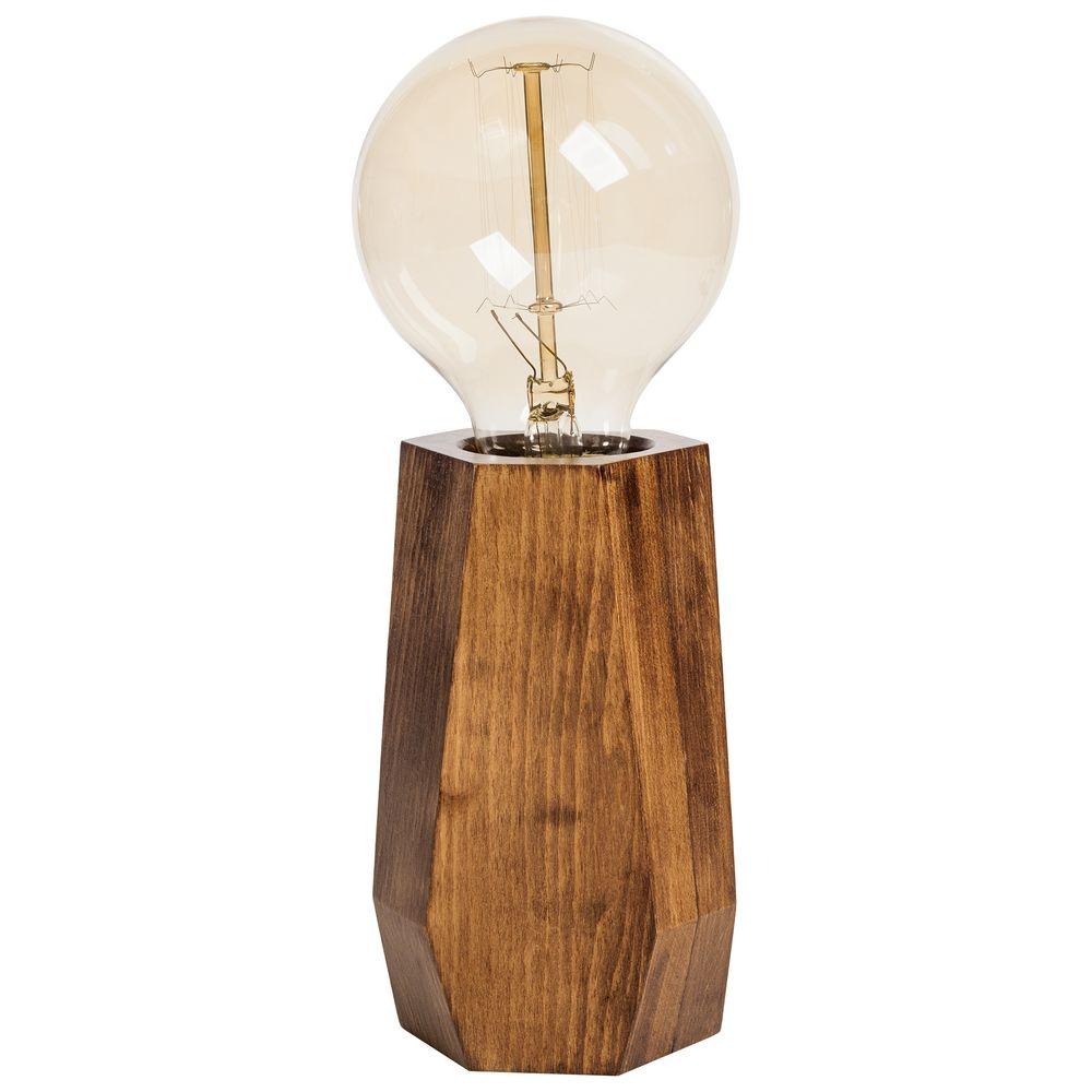 Фото - Лампа настольная Wood Job настольная лампа декоративная globo chipsy 15221t1
