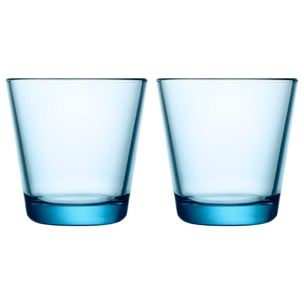 Фото - Набор малых стаканов Kartio, голубой regalissimi набор из 2 х металлизированых бантов цветков малых
