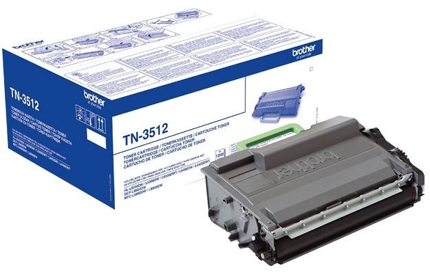 Тонер-картридж TN-3512 тонер картридж brother tn 2335