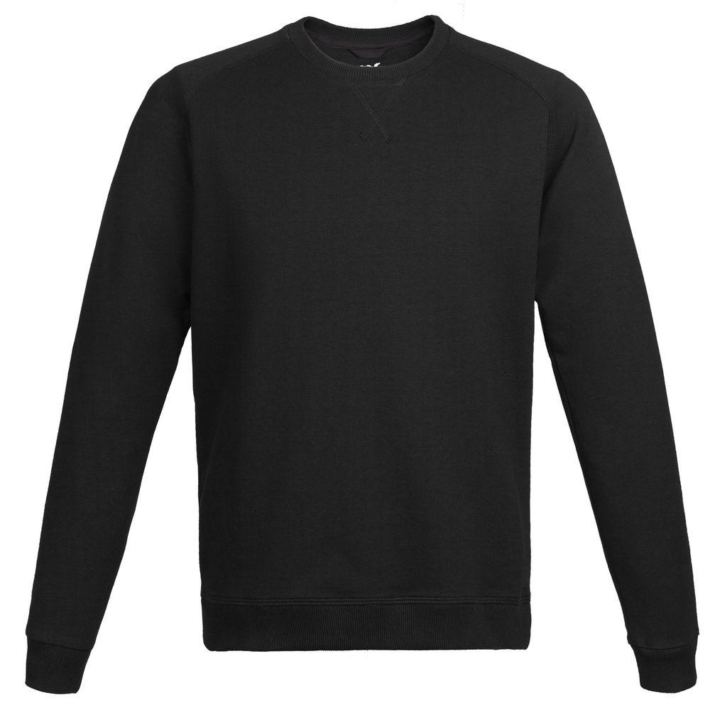 Свитшот мужской Kulonga Sweat черный, размер L