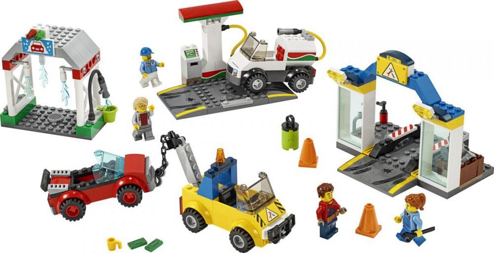 Конструктор «LEGO City. Автостоянка»
