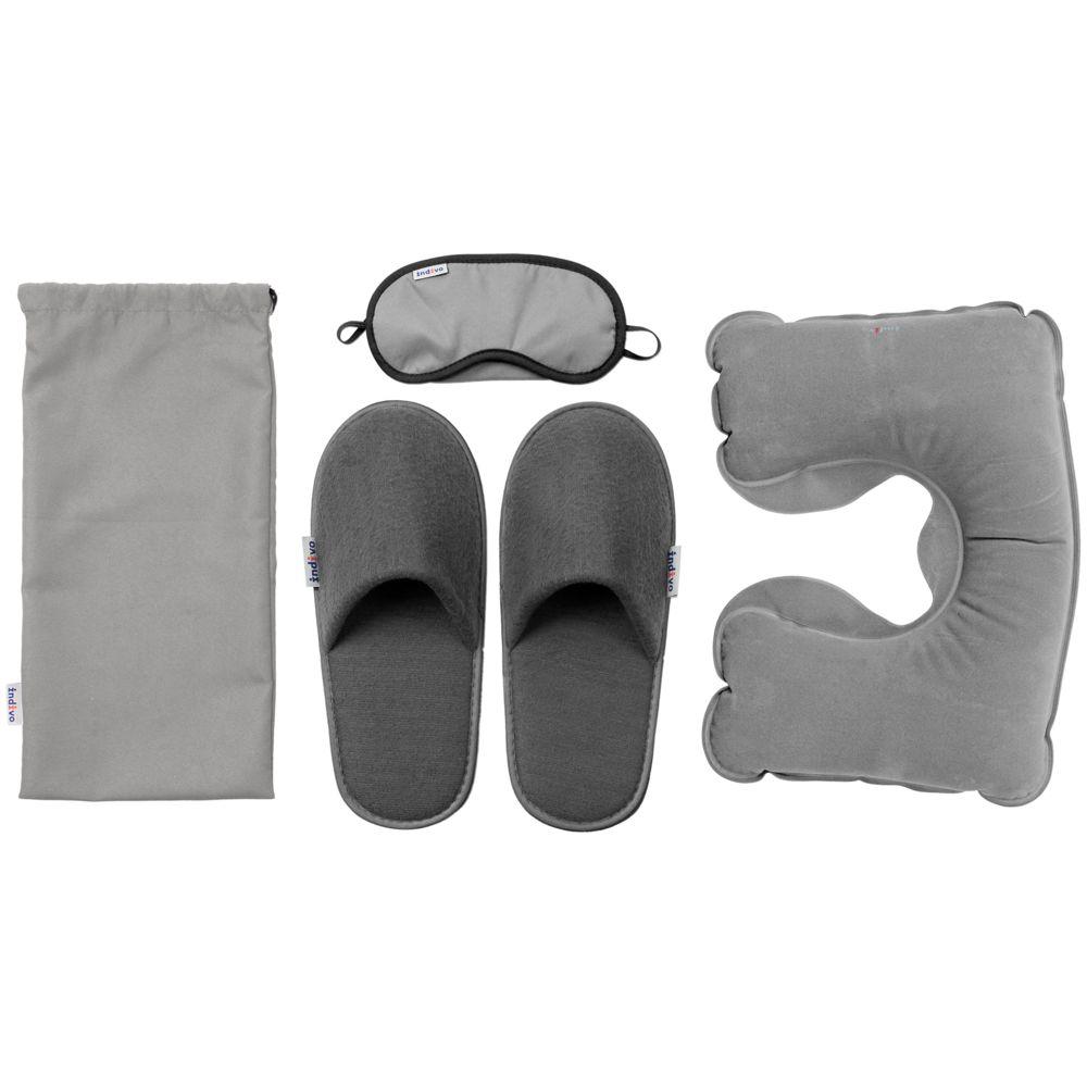 Дорожный набор onBoard, серый дорожный набор magic home