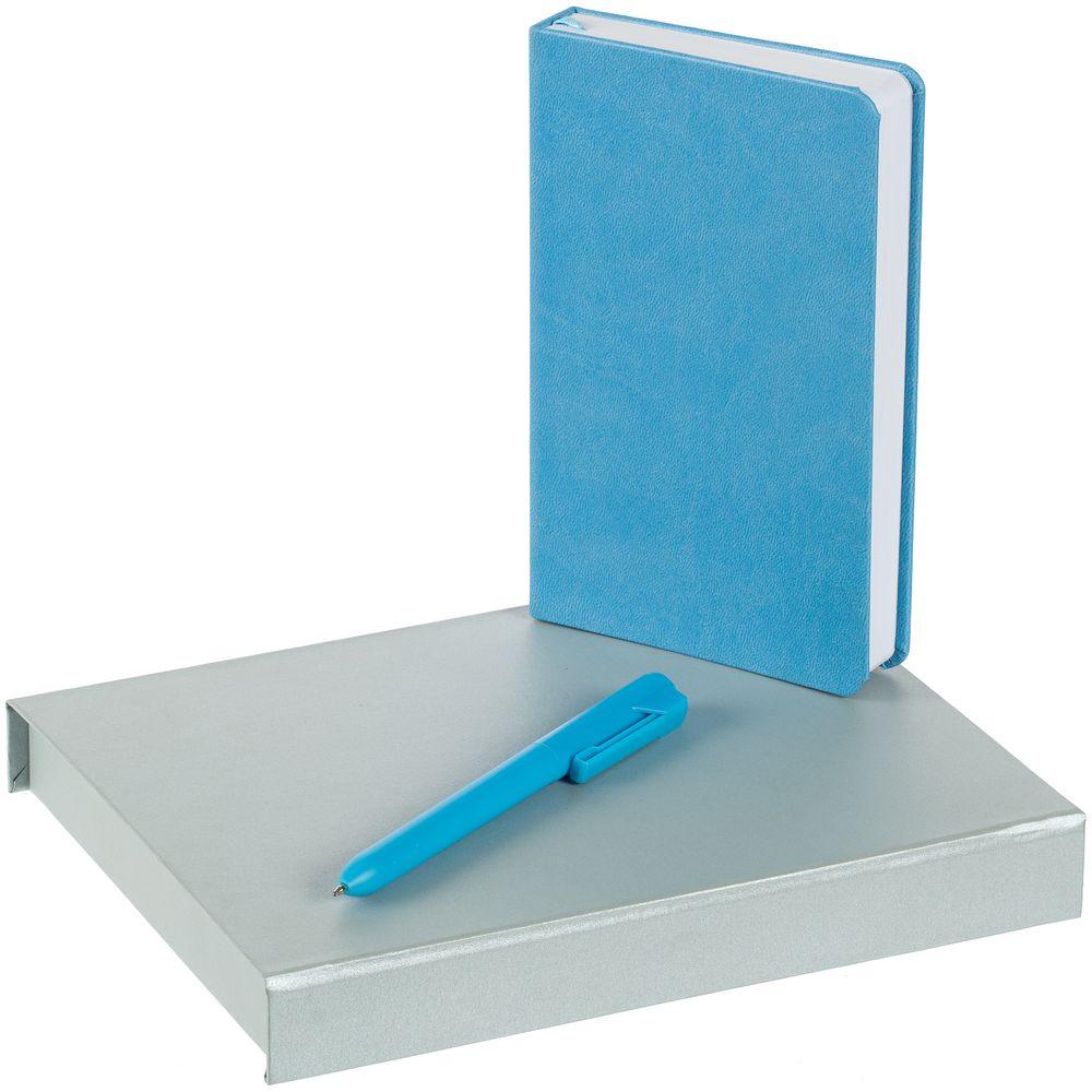 Набор Bright Idea, голубой набор idea charger черный