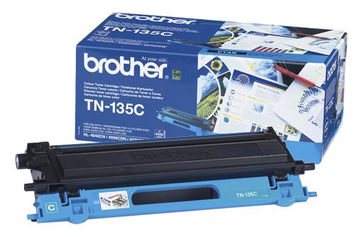 Тонер-картридж TN-135C тонер картридж tn 511