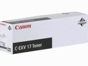 Тонер-картридж Canon C-EXV 17 (0261B002) тонер картридж canon c exv 17 0262b002