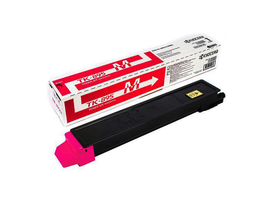 Тонер-картридж Kyocera-Mita Katun TK-895M для FS-C8020MFP/C8025MFP katun 44258