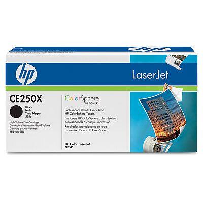Тонер-картридж HP CE250X