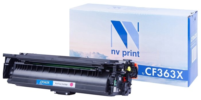 Картридж NV Print CF363X фото