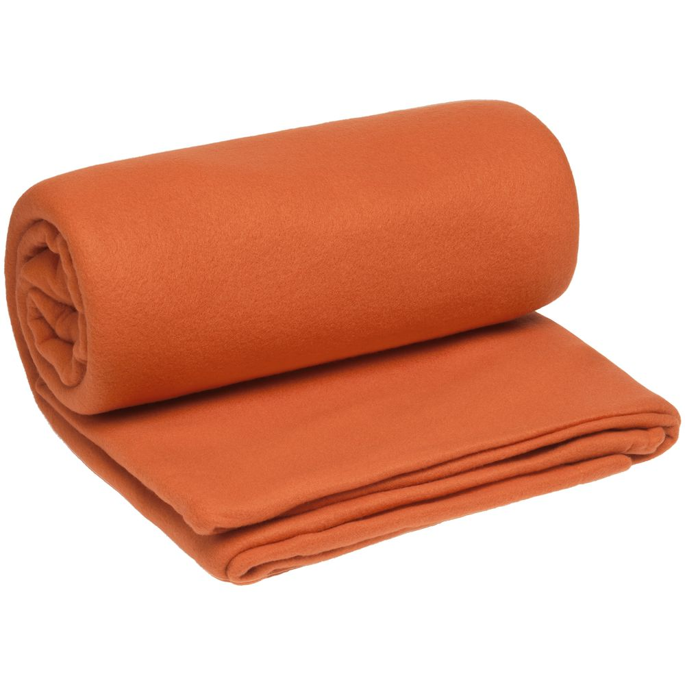 Плед-спальник Snug, оранжевый спальник talberg belchen r