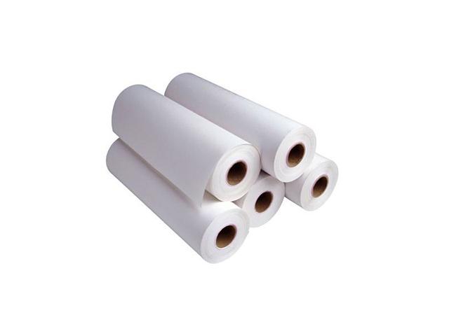Полиэфирный тканевый материал с роллом 50.8 мм, 110 г/м2, 1.270x30 м