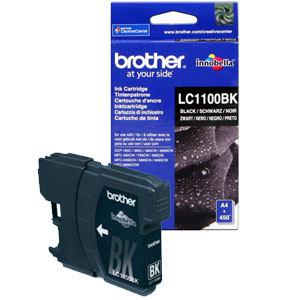Фото - Картридж Brother LC1100BK картридж brother lc980c