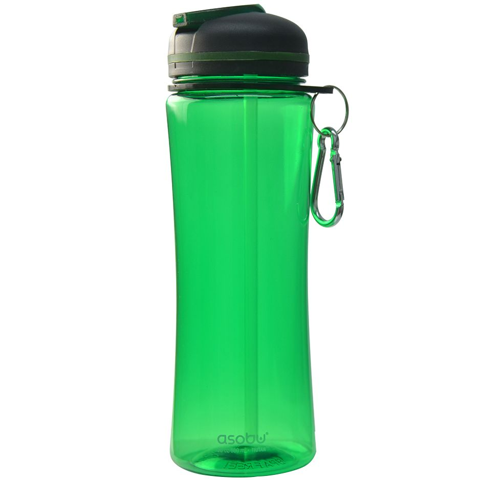 Спортивная бутылка Asobu Triumph, зеленая термос бутылка 0 46 л зеленая asobu urban sbv24 lime