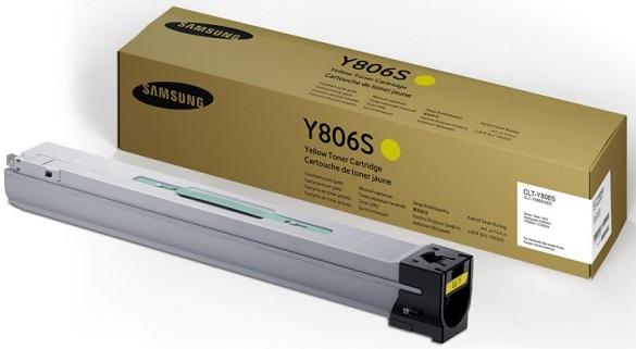 Фото - Тонер-картридж CLT-Y806S тонер картридж clt y804s