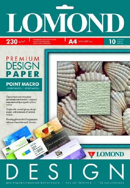 Фото - Глянцевая Пойнт Макро Fine Art Design Premium, A3, 230 г/м2, 20 листов canson альбом для смешанных техник xl mix media 14 8 х 21 см 15 листов