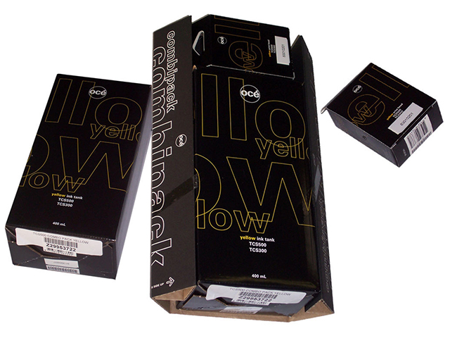 Печатающая головка и картридж для TCS500, Yellow (7518B004) цены онлайн
