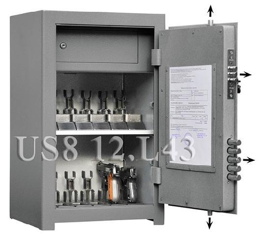 цена на Gunsafe US8 12.L43