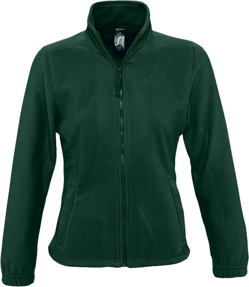 Куртка женская North Women зеленая, размер M фото