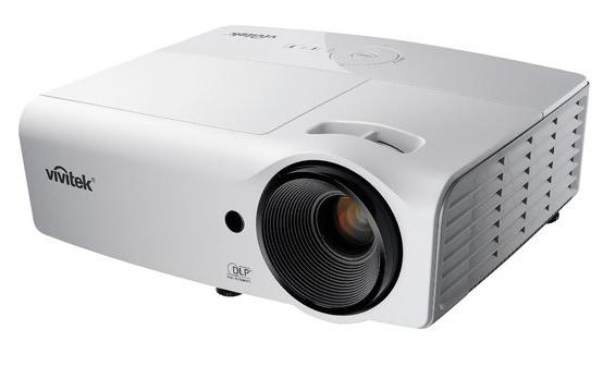 Фото - Vivitek D555 кинотеатральный проектор vivitek h1188 bk