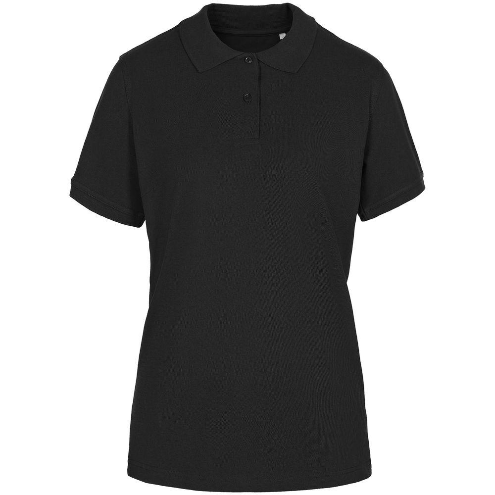 Фото - Рубашка поло женская Virma Stretch Lady, черная, размер XL рубашка поло женская virma lady белая размер xl