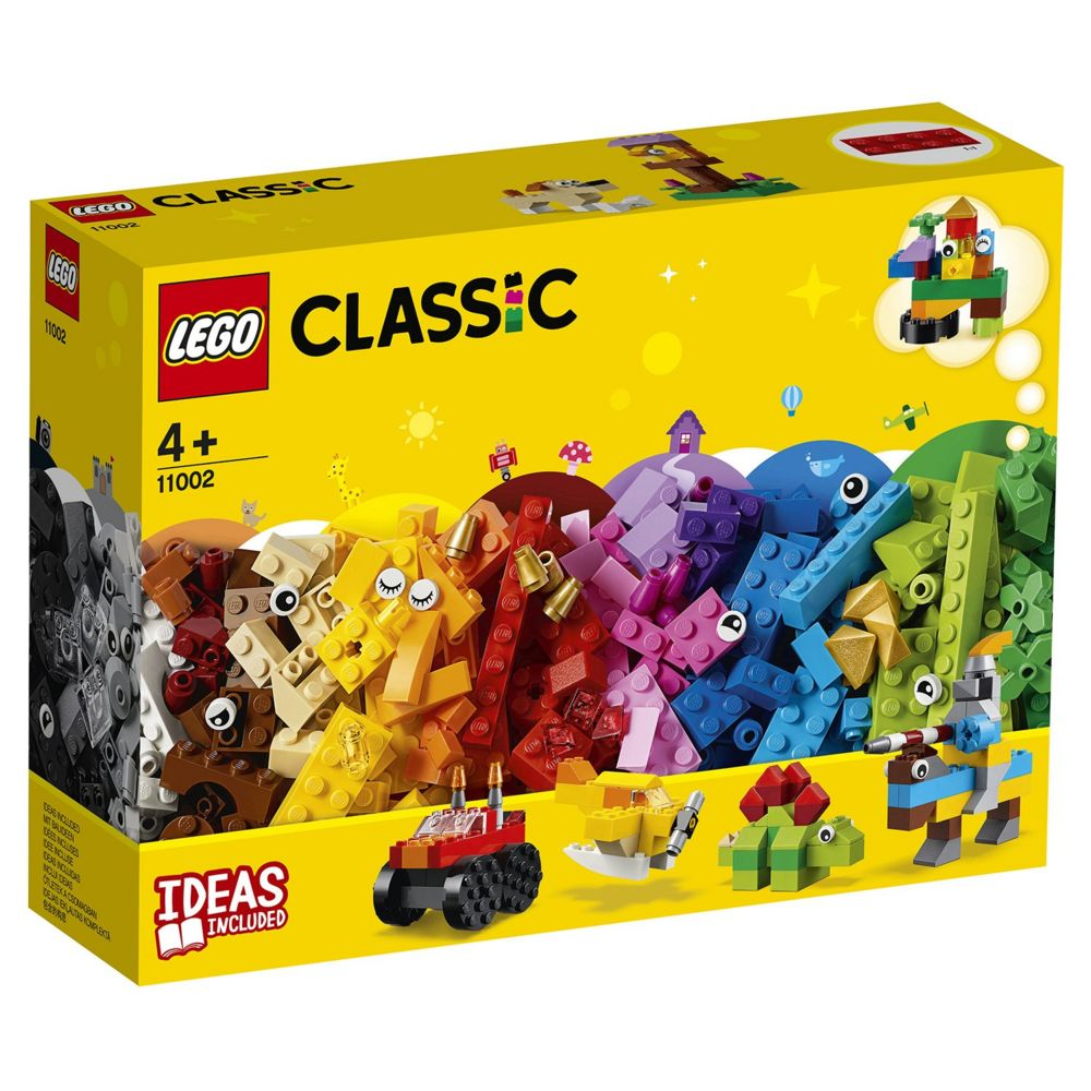 Конструктор «LEGO Classic. Базовый набор кубиков» конструктор arduino дерзай базовый набор 2 0 книга 978 5 9775 3756 8