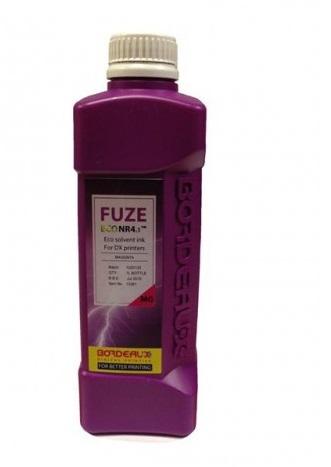 Фото - Экосольвентные чернила Bordeaux FUZE (PRIME ECO PeNr) Magenta, 1 л (бутыль) экосольвентные чернила veika balance me21 cyan 1 л