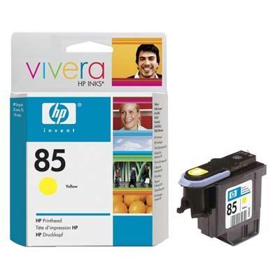 Печатающая головка HP Printhead №85 Yellow (C9422A) печатающая головка hp 85 yellow c9422a