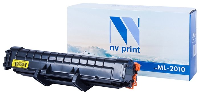 Фото - Картридж NV Print ML-2010 картридж easyprint ls 2010 u ml 2010 pe220 для samsung ml1610 2010 xerox pe220 черный с чипом 3000стр