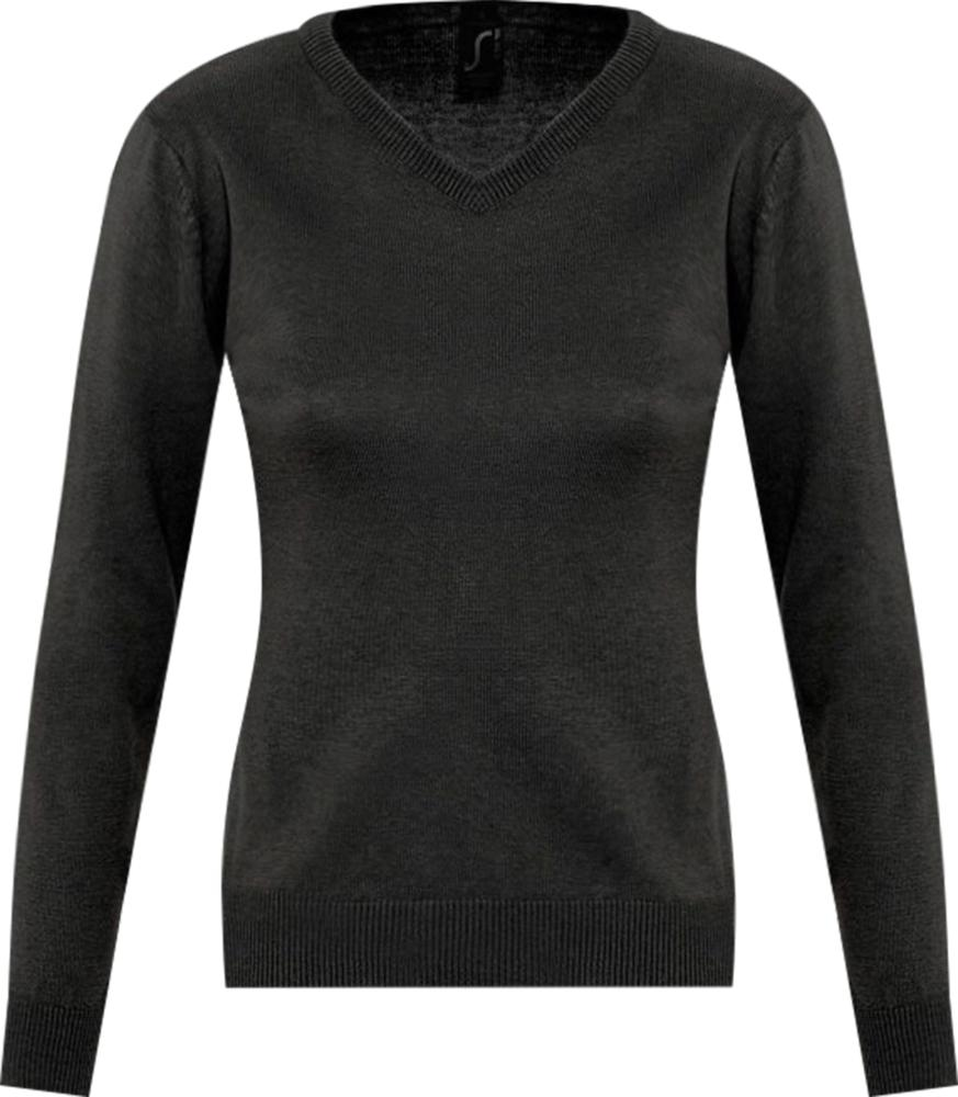 Свитер женский GALAXY WOMEN черный, размер XL