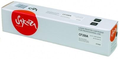Картридж CF350A картридж sakura cf350a